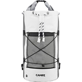 CAMPZ Watersports Dry Pack 45l, white/grey